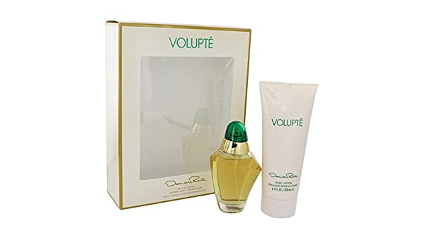 Volupte Gift Set by Oscar de la Renta: Amazon.es: Belleza