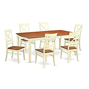 41-mCR6aghL._SS300_ Coastal Dining Room Furniture & Beach Dining Furniture