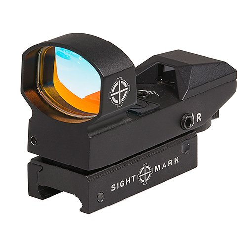 Sightmark SM26013 Sure Shot Plus Reflex Sight (Sightmark Dot Red)