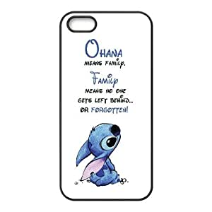 Mystic Zone Lilo and Stitch Cover Case For Apple Iphone 5 5S Cases SB4575705