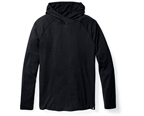 - SmartWool Men's Merino 150 Pattern Hoody (Charcoal) Large