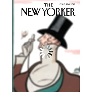 The New Yorker, February 13th & 20th 2012: Part 2 (Jonathan Franzen, Lizzie Widdicombe, Anthony Lane) Periodical
