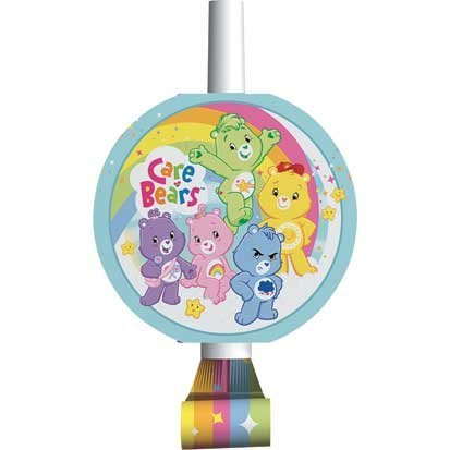 Factory Card and Party Outlet Care Bears Blowouts 8ct ()