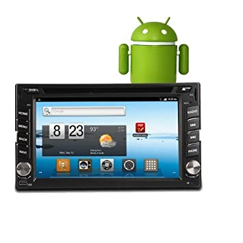 Ouku 2 Din Android In Dash Car PC DVD Player GPS: Amazon.in ... Ouku Wiring Diagram Dvd on