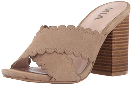 MIA Natural MIA Mule Rosalyn MIA Women's Mule Natural Women's Rosalyn XqnAwB