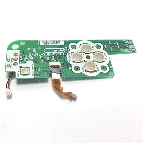 ABXY Board Power ON Off Switch Circuit Board Platine Flex Kabel for Nintendo DSi XL NDSi LL