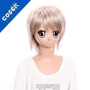 Axis Powers Hetalia Russia GH11 32cm 12.5inch 137g Lolita Wig Fashion Wig Cosplaywig Coserwig Anime Party Wig Free Shipping