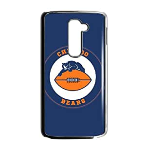 Chicago Bears LG G2 Cell Phone Case Black persent zhm004_8619426