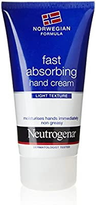 Neutrogena Norwegian Formula Fast Absorbing Hand Cream (75ml)