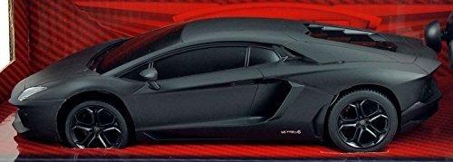 Lamborghini Radio Controlled Remote Control (Luxe Radio Control Black Lamborghini Reventon, Gunmetal Grey)