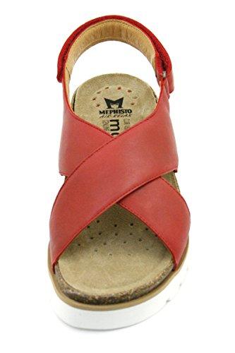 Rosso Sandalo Mephisto Steve Donne Tally 7xqPZwU