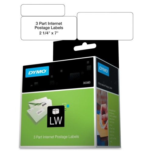 Wholesale CASE of 10 - Dymo LabelWriter Internet Postage Labels-Shipping/PC Postage Label,3 Part,7