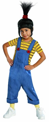 Despicable Me Deluxe Childs Costume, Agnes Costume-Toddler