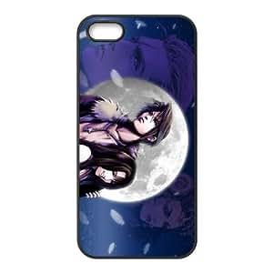 iPhone 5 5s Phone Case Cover Black Rinoa Final Fantasy EUA15985913 Phone Case For Men Custom