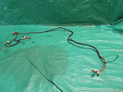 (- OEM Mustang Trunk Harness Convertible Plate Light Release Wiring)
