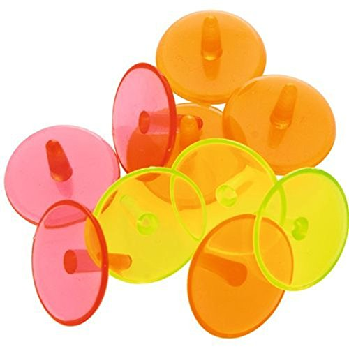 Wholesale Plastic Colorful Golf Ball Marker (3000pcs count) by B&G (Image #1)