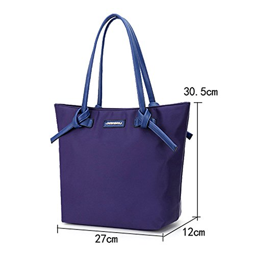 Sacs à Mode JPFCAK Lady Ms Sauvage épaule Bag PU Messenger Sapphireblue Main AqEWU