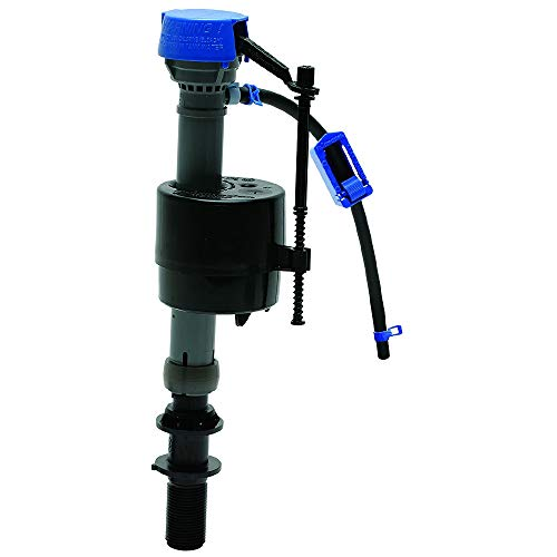 Universal High Performance Toilet Fill Valve, 3.13 x 12.5 x 4.5 inches, Plastic
