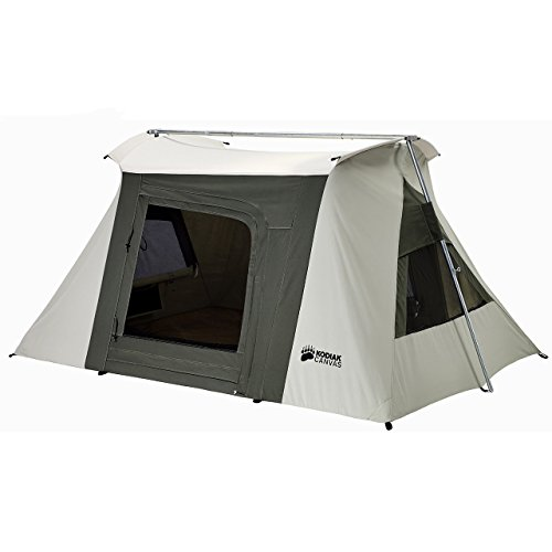 Kodiak Canvas 8.5 x 6 ft Flex Bow 2 Person VX Tent – 6086