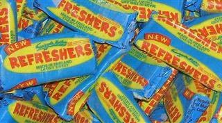 Lemon Refresher Chews x30 by Swizzels Matlow