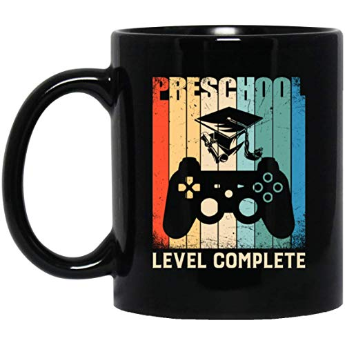Funny Preschool 2019 Gamer Graduation Gift T-Mug
