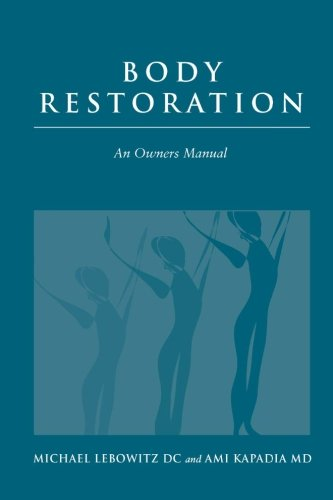 - body restoration - an owner's manual