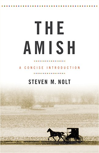 The Amish Young Center Books In Anabaptist And Pietist Studies