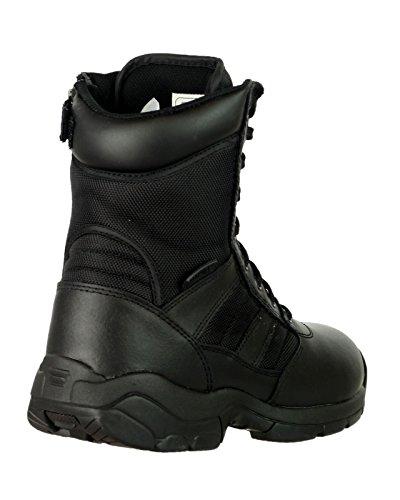 Noir Panther Chaussures mixte sécurité 8 Magnum 0 adulte Adult SZ AcTqBOSP