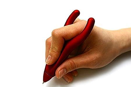 PenAgain Kugelschreiber wei/ß mit Clip in Geschenkbox Kuli Stift ErgoSof