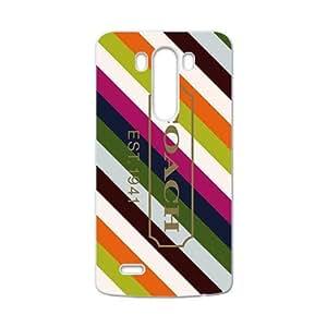 QQQO Coach design fashion cell phone case for LG G3