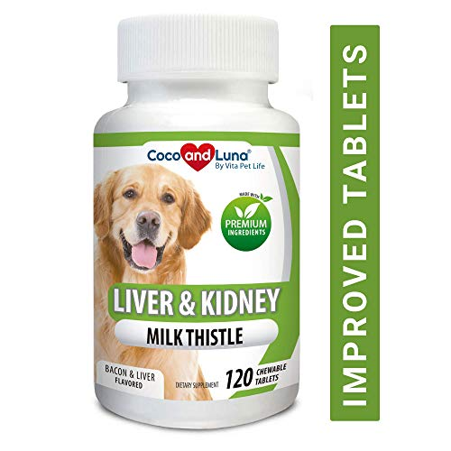 Milk Thistle Dogs Liver