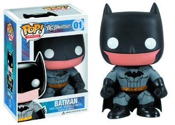 Funko The New 52 Version Pop Heroes Batman Vinyl Figure