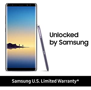 Samsung Galaxy Note8 (US Version) Factory Unlocked Phone - 6.3