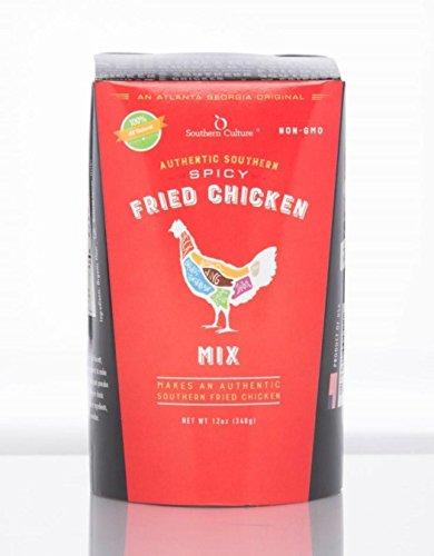 Spicy Fried Chicken - 5