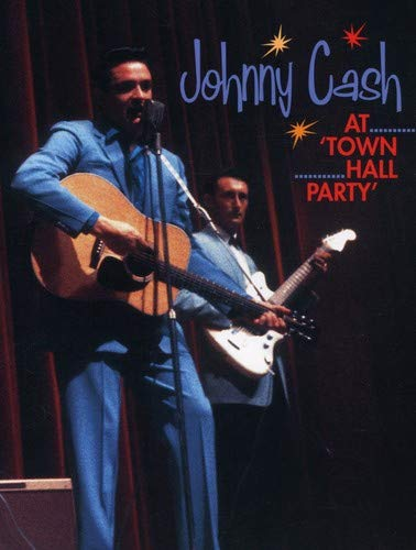 Johnny Cash At Town Hall Party 1958-1959 by Cash, Johnny