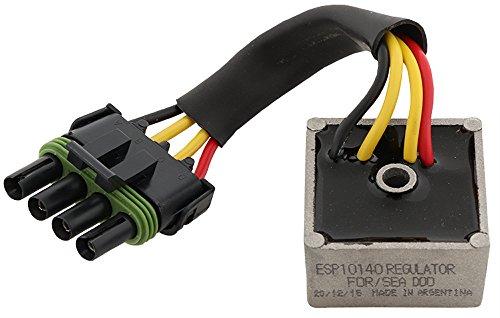 voltage regulator rectifier 12v - 5
