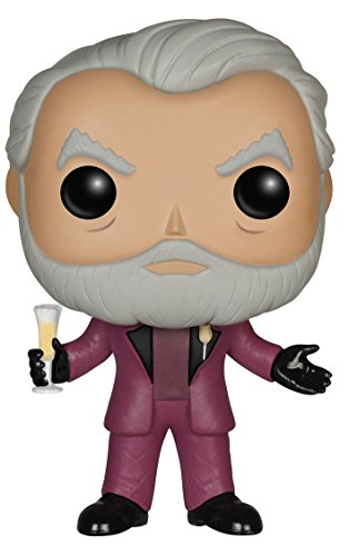 Funko POP Movies: The Hunger Games - President Snow Action Figure
