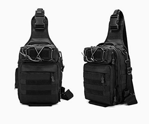 Armygreen Camping Chest Pack À Sports Rover Riding color Weatly Sac Trekking Pour Bandoulière Black Dos Sling Polyvalent I4ZZPp