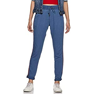 AKA CHIC Women's Relaxed Fit Jeans