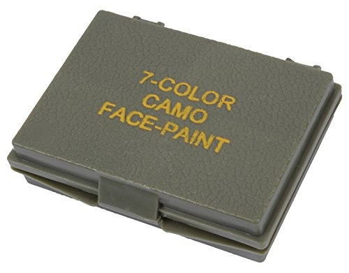 Rothco 7 Color Camo Face Paint Compact ()
