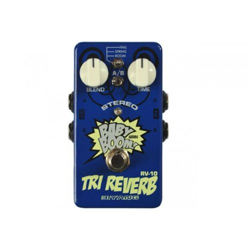 Biyang RV-10 Tri Reverb Stereo by Biyang