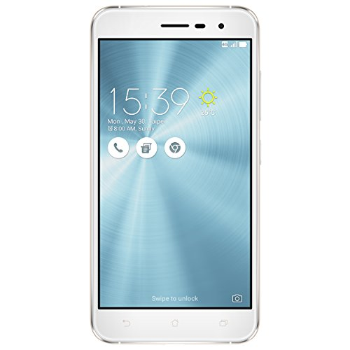 ASUS-ZE520KL-1B011WW-Zenfone-3-Smartphone-de-52-WiFi-grabacin-Video-4K-RAM-de-4-GB-memoria-interna-de-64-GB-cmara-de-16-Mp-Android-60-blanco