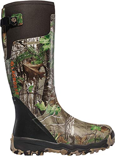 "LaCrosse Men's Alphaburly Pro 18"" Hunting Boot,Realtree Xtra Green,15 M US"