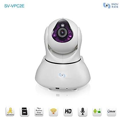 Amazon.com : Snov Robot Network Wireless Camera, WIFI IP IR ...