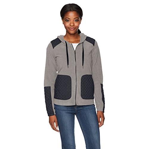 cb7ed1d41624f 70%OFF Columbia Women s Warm up Hooded Fleece Full Zip Jacket ...