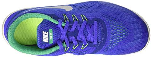 Nike Kids Free Rn (big) Blue