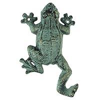 TG,LLC Gecko Frog Door Hook Wall Coat Hanger Hat Rack Keyring Holder