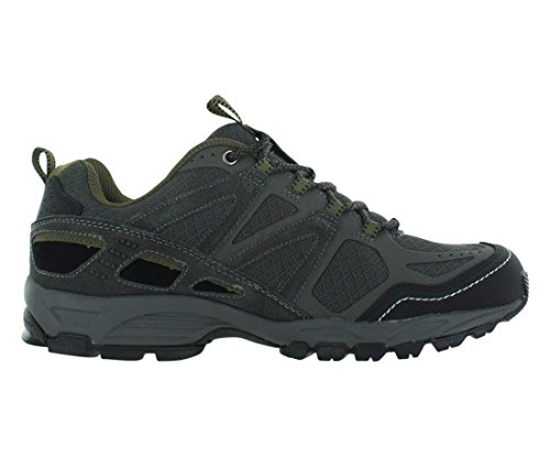 Pacific Trail Mens Tioga M Walking Shoe Grigio