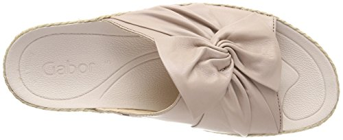 Jollys Gabor Shoes Multicolore Mules Engl Femme rose AwOw5Fqf