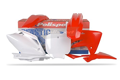 Polisport Plastics Kit Red for Honda CRF150R CRF 150R All